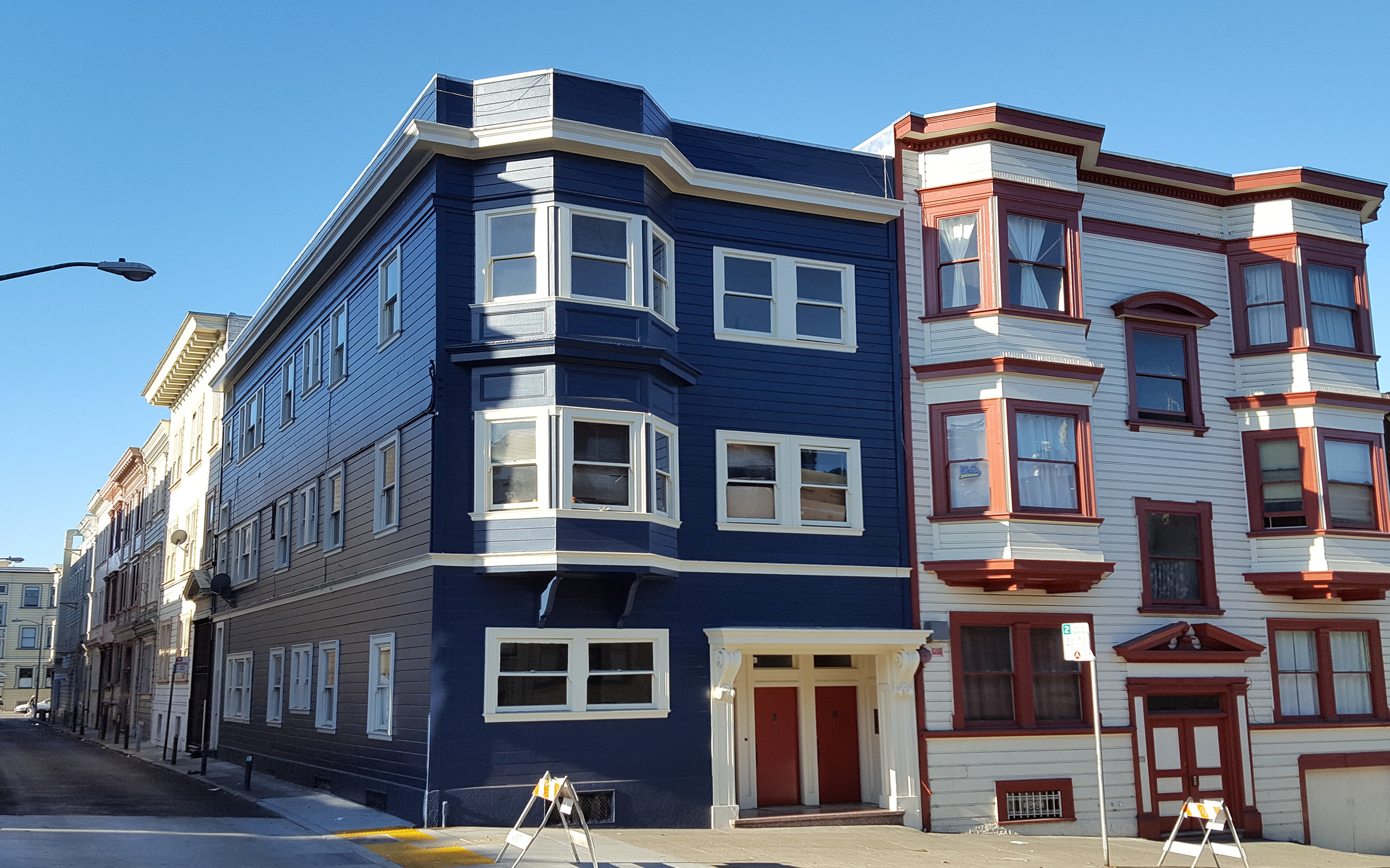 547-551 Union St San Francisco Multi-Family