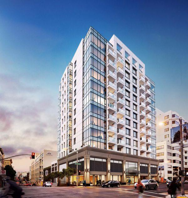450 Hayes Street san francisco new construction